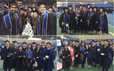 Materials Science and Engineering Commencement – Congratulations, Class of 2016!