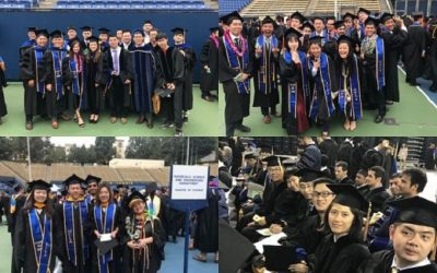 Materials Science and Engineering Commencement – Congratulations, Class of 2018!