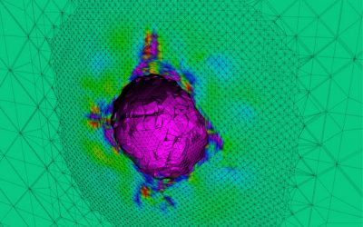 Prof. Jaime Marian creates computer models of extreme conditions that cannot be replicated in a lab (Featured in UCLA Newsroom)