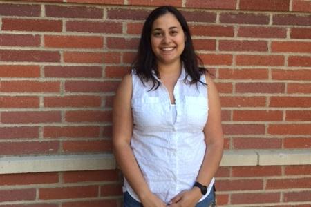 Roxanne Radpour awarded 2016 Fulbright Fellowship